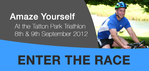 Enter the Tatton Park Triathlon